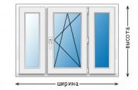 Rehau SIB Design 2100x1500